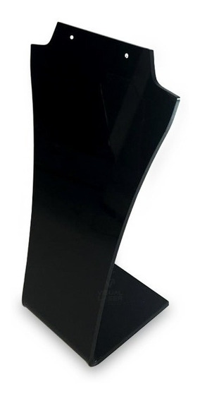 Mostruário Expositor 28cm Corrente Colar Brinco Bijuterias