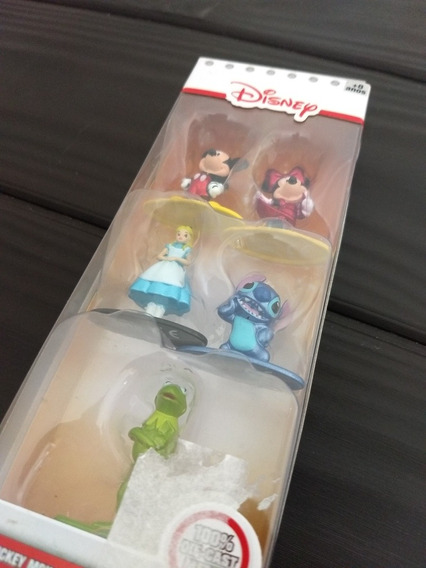 Nano Metalfigs - Disney