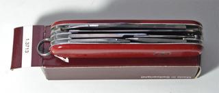 Victorinox 3713 Huntsman Vermelho 15f