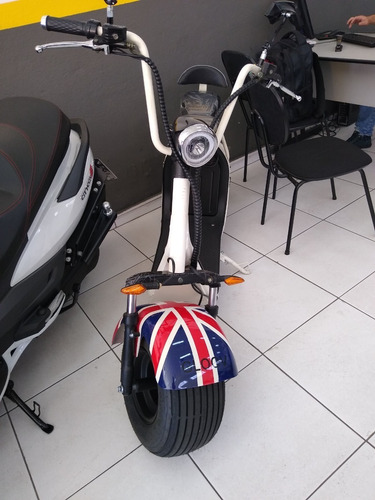 Scooter Elétrica Gloov S2