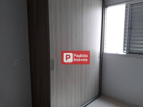 Apartamento À Venda, 50 M² Por R$ 270.000,00 - Jardim Lallo - São Paulo/sp - Ap23240