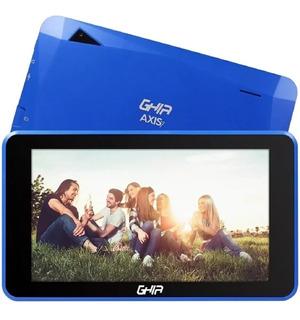 Tablet Ghia Axis7 And 8.1 Quadcore 1gb 8gb Bluetooth Azul