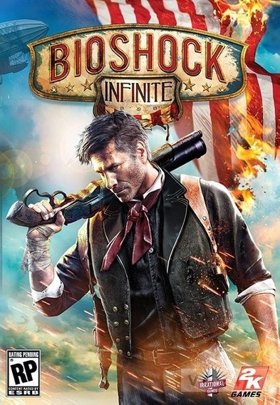 Bioshock Infinite Pc - Steam Key (envio Rápido)