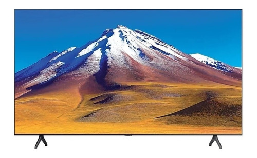 Televisor Samsung 58 Crystal Uhd 4k Smart | Un58tu6900kxzl