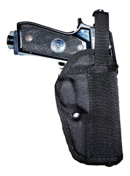 Pistolera Táctica Premium Multicalibre Unimok