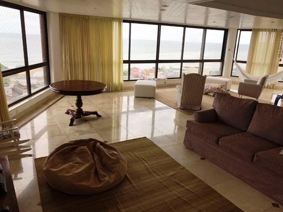 Cobertura Duplex 4 Quartos Suites 640m2 No Rio Vermelho - Lit782 - 68135867