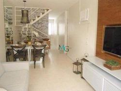 Casa 2 Quartos, Em Condomínio Fechado, Em Campo Grande, Rj - Ca0178