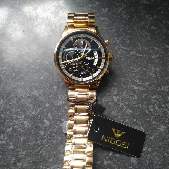 Relógio Nibosi 100% Funcional
