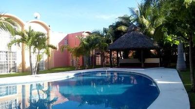 Casa En Fraccionamiento Las Gaviotas Iv
