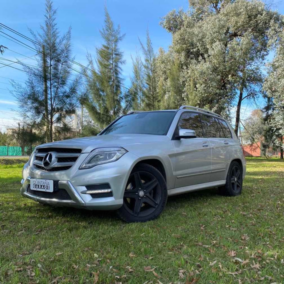 Mercedes-benz Clase Glk 3.0 4matic Sport 231cv At