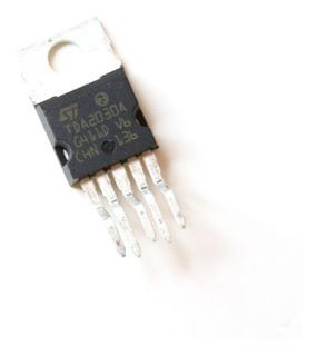 Circuito Integrado Tda2030a Cdmx Electrónica