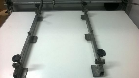 Mesa Para Impressão Em Silk Screen - Otiam - 83 X 112 Cm