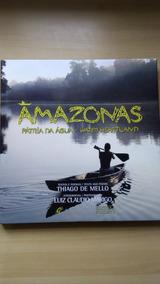 Livro Amazonas Pátria Da Água Water Heartland