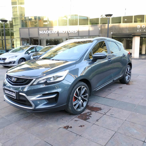 Geely Emgrand Gs 1.8 Gsp At Madero Motors 2018