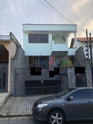 Ref 8400 - Excelente Casa Assobradada No Bairro Vila Formosa, 3 Dorm, Sendo 3 Suítes, 10 Vagas - Localizada Prox. Shopping Analia Franco - 8400