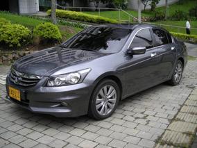 Honda Accord Ex 3.5 Secuencial 2012