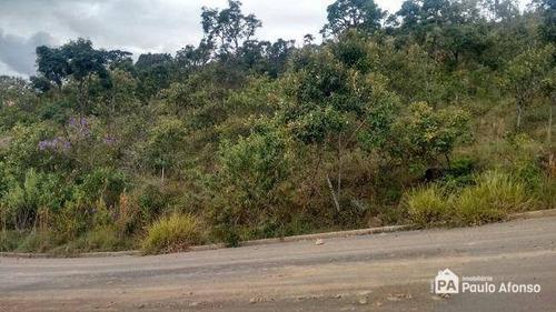 Terreno À Venda, 300 M² Por R$ 120.000,00 - Jardim Bandeirantes - Poços De Caldas/mg - Te0121