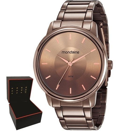 Relógio Mondaine Feminino Original Garantia Nf 53606lpmvme7