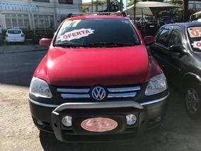 Vw - Volkswagen Crossfox 1.6 Mi Total Flex 8v