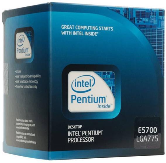 Box Processador Pentium Dual Core E5700 Lga 775 # Até 12x!