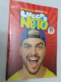 Livro Luccas Neto