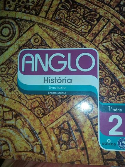 Anglo História Livro-texto Ensino Médio 1 Série