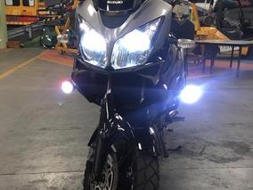 Suzuki - Dl 1000 Vstrom Preta