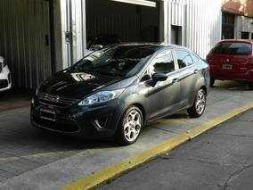 Ford Fiesta Kinetic Design 1.6 Design Trend Plus /// 2011