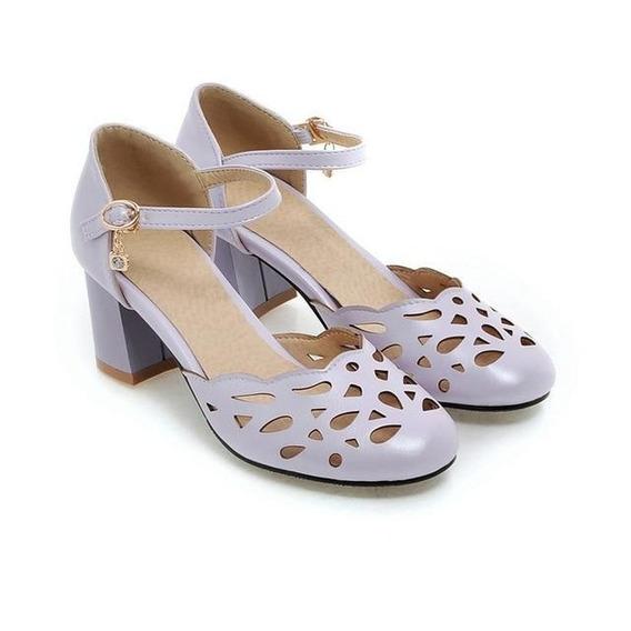 Sapato Feminino Morazora 00076 Importado Frete Grátis