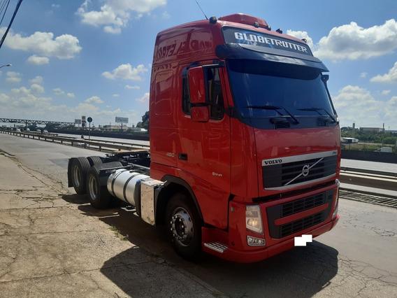 Volvo Fh 460 6x2 2013/2014 Globetrotter