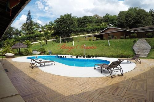 Imagem 1 de 24 de Chácara Em Condomínio - Cc00084 - 69495038