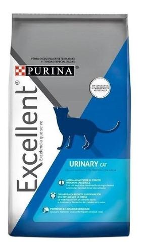 Alimento Excellent Urinary para gato adulto sabor pollo/arroz en bolsa de 7.5kg