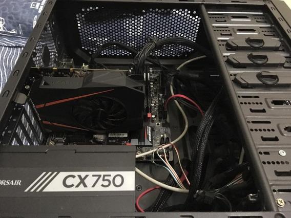Pc Gamer I5 7400 / Gtx 1060 6gb / 16gb Ram / 240 Gb Ssd
