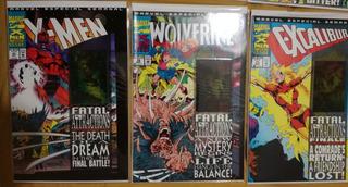 X-men Atracciones Fatales, Completa, Condiciones Mint