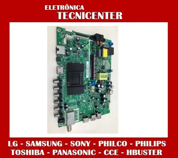Placa Principal Tv Philco Ph32e20dsgwa