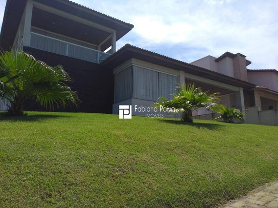 Casa Com 3 Dormitórios À Venda, 376 M² Por R$ 1.200.000 - Reserva Ibirapitanga - Santa Isabel/sp - Ca0042