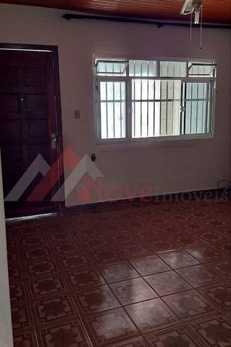 Casa Para Venda, 2 Dormitórios, Mandaqui - São Paulo - 1480
