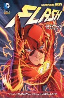 Hq - Flash Seguindo Em Frente - Os Novos 52! - Panini Books