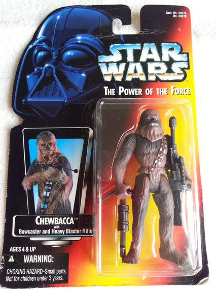 Figura Vintage Star Wars: Chewbacca Original Los 90´s - 10 $