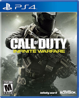 Call Of Duty: Infinite Warfare Playstation 4 Ps4 Fisico