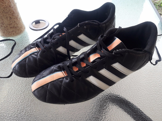 Botines adidas 11pro Questra Black Orange