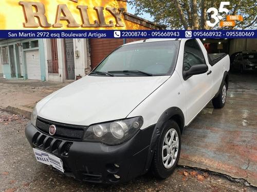 Fiat Strada Trekking Año 2008 Financiamos 100%