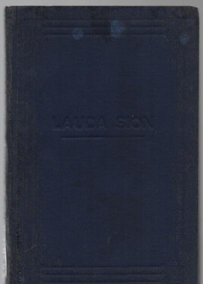 0418 Livro Raro - Lauda Sion - Manual De Canto Capa Dura