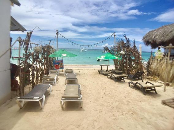 Local En Venta En La Playa De Bávaro-el Cortecito