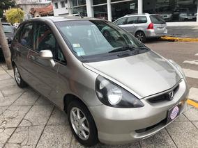 Honda Fit 1.5 Ex 2006 Nafta Anticipo Minimo $90.000 Y Cuotas