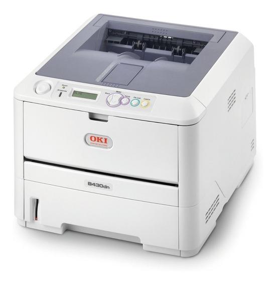 Okidata B430 Laser Mono A4 Rede, Duplex C O M Toner