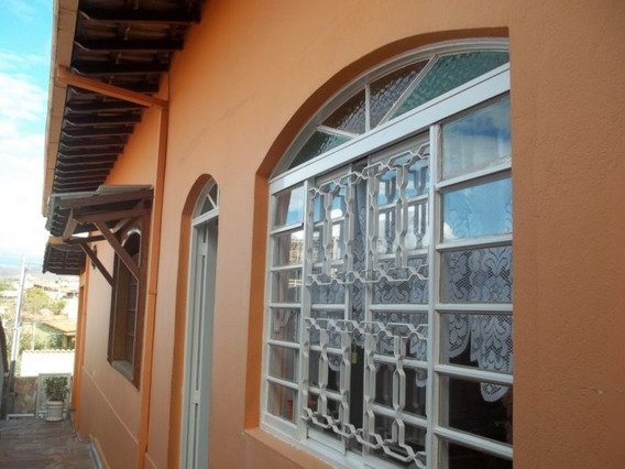 Casa Com 3 Quartos Para Comprar No Ana Lúcia Em Sabará/mg - 14645