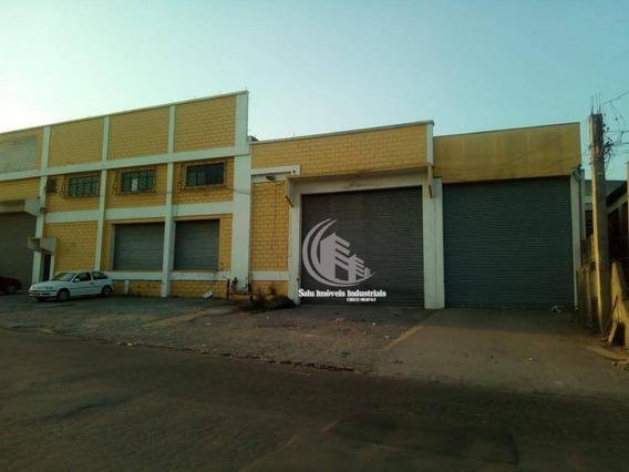 Galpão À Venda, 2139 M² - Cidade Industrial Satélite De São Paulo - Guarulhos/sp - Ga0110