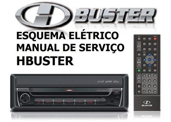 Manual De Serviço Esquemas Elétrico Hbuster