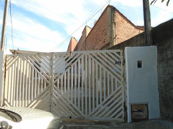Casa Com 3 Dormitórios Para Alugar, 57 M² Por R$ 750,00/mês - Santa Terezinha - Piracicaba/sp - Ca3149